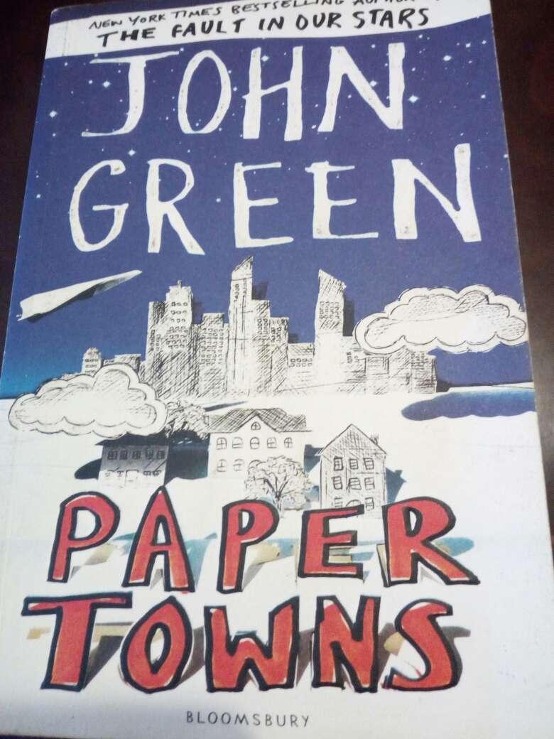 Imagen Libro juvenil - Paper Towns