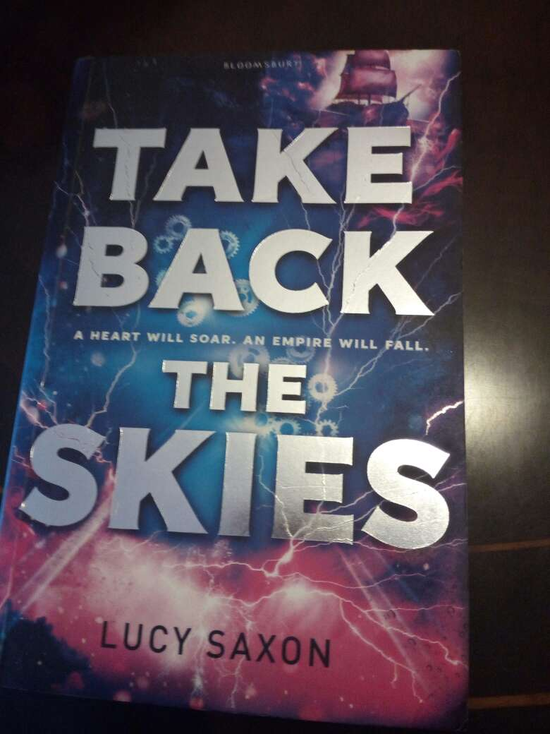 Imagen Libro juvenil - Take Back the Skies