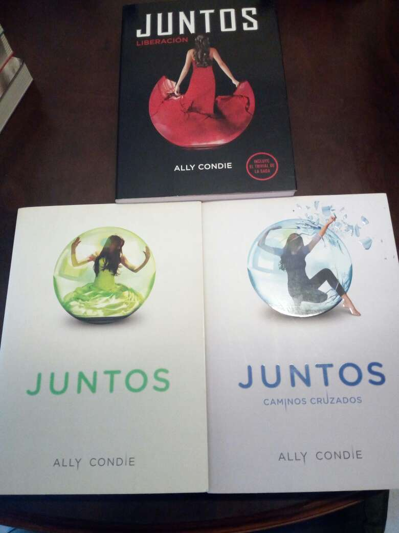 Imagen Libros juveniles - Juntos