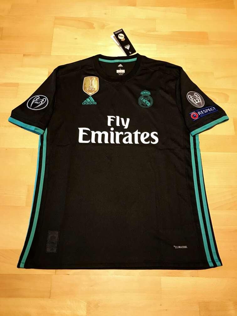 Imagen Camiseta Real Madrid 2017-2018 (Segunda equipación)