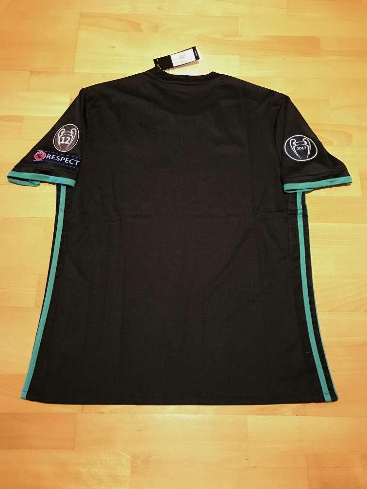 Imagen producto Camiseta Real Madrid 2017-2018 (Segunda equipación) 4