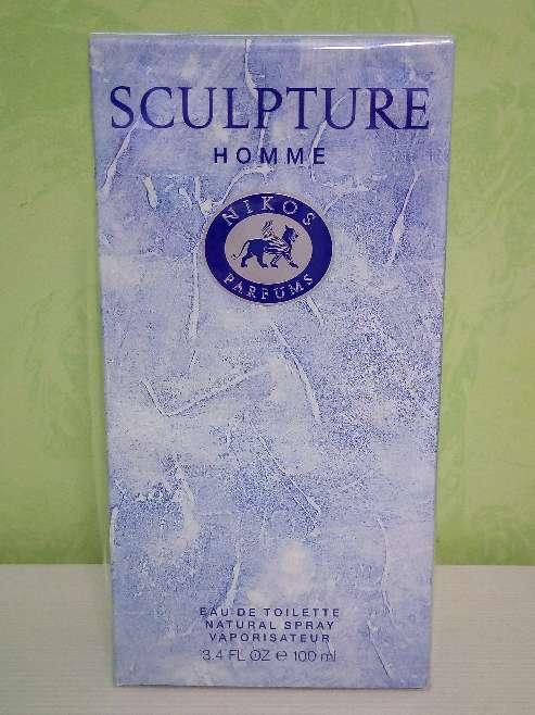 Imagen Sculpture homme Nikos 100 ml