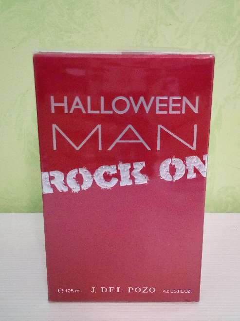 Imagen Halloween man rock on 125 ml
