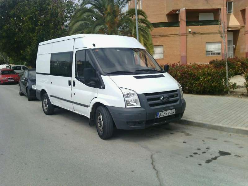 Imagen producto Ford Transit 4
