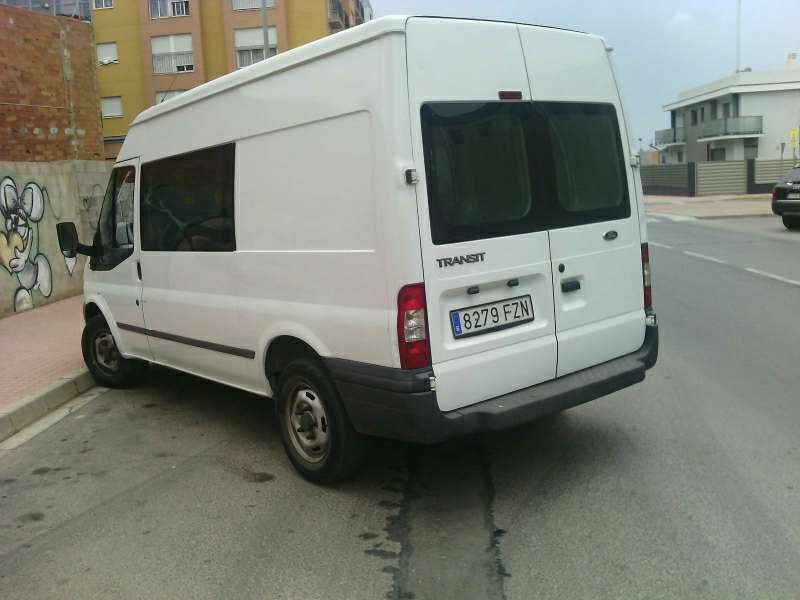Imagen producto Ford Transit 2