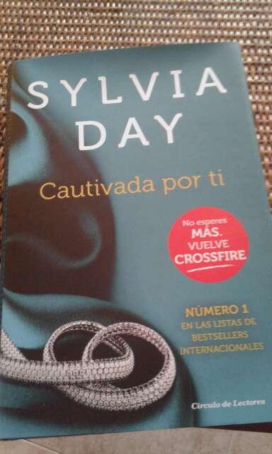 Imagen Libro Sylvia day 4 entrega