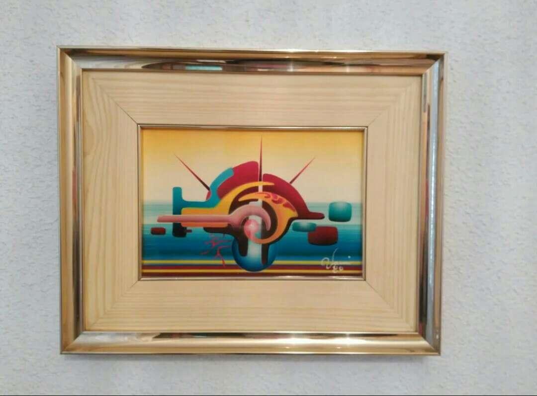 Imagen producto Cuadros abstractos  2