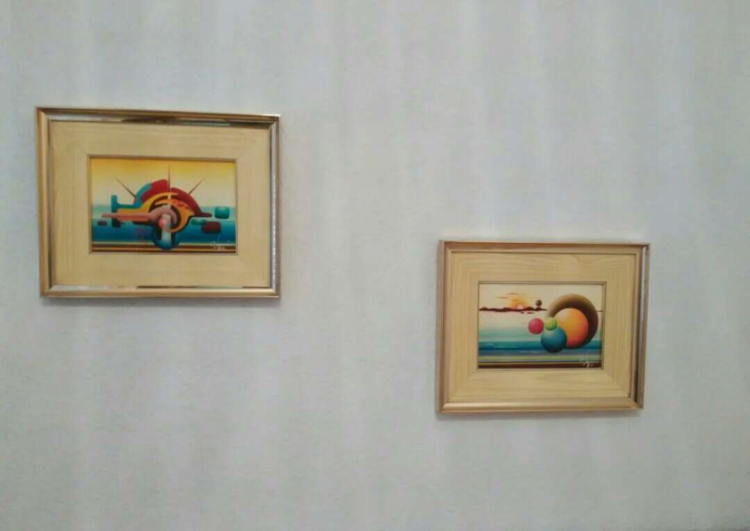 Imagen producto Cuadros abstractos  1