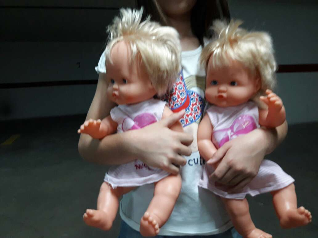 Imagen gemelas nenuco