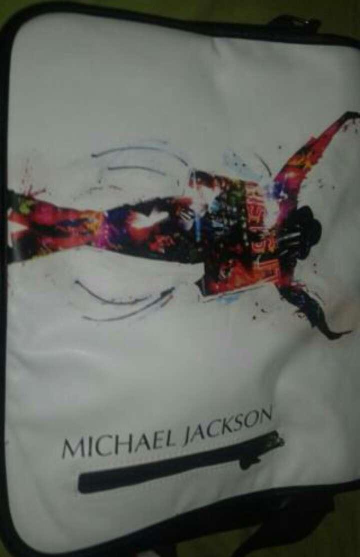 Imagen producto Mochila de Michael Jackson, 10€ 2