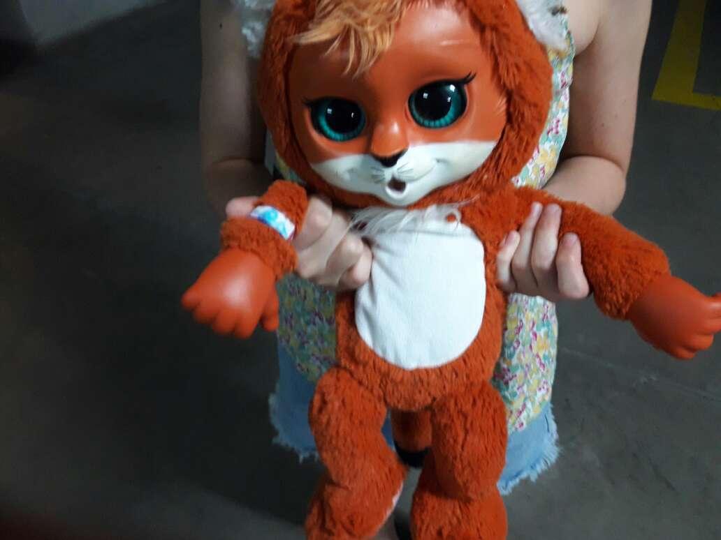 Imagen Muñeco animal baby