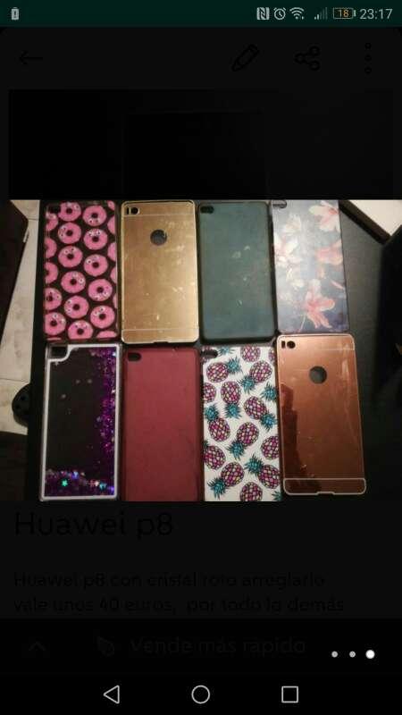 Imagen producto Huawei p8 no es el lite 3