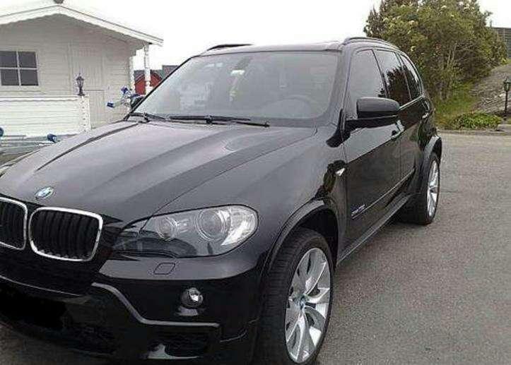 Imagen BMW M5 Sport