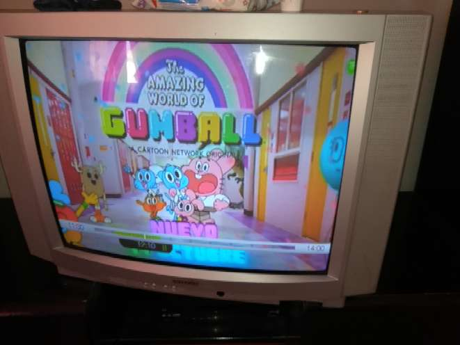 Imagen Televisor grande
