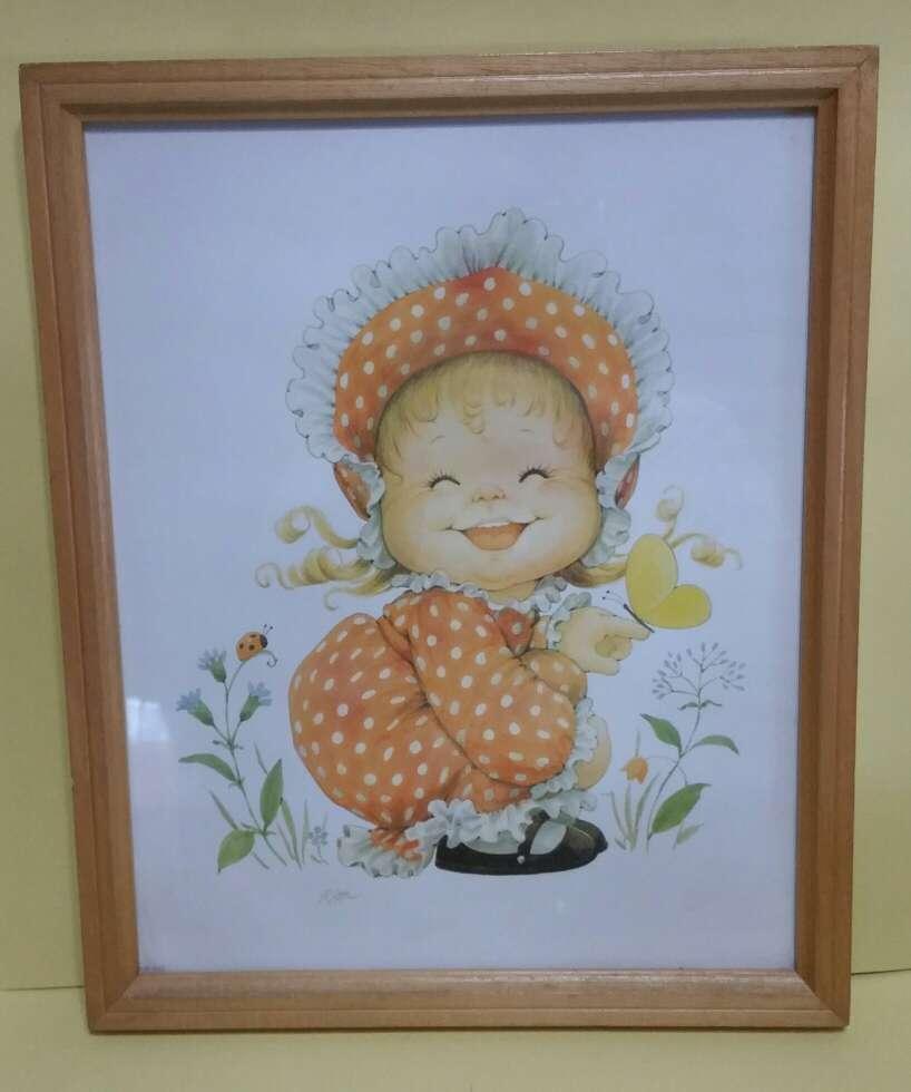 Imagen producto Conjunto de cuadros infantiles 2