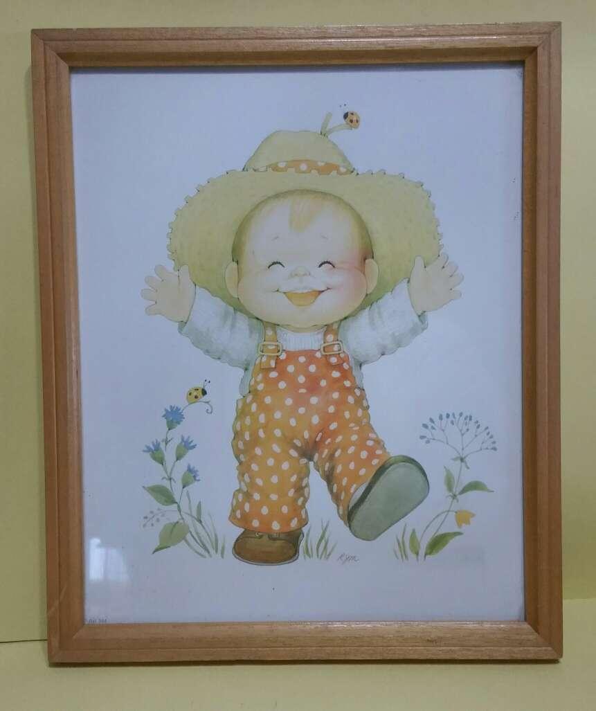 Imagen producto Conjunto de cuadros infantiles 3