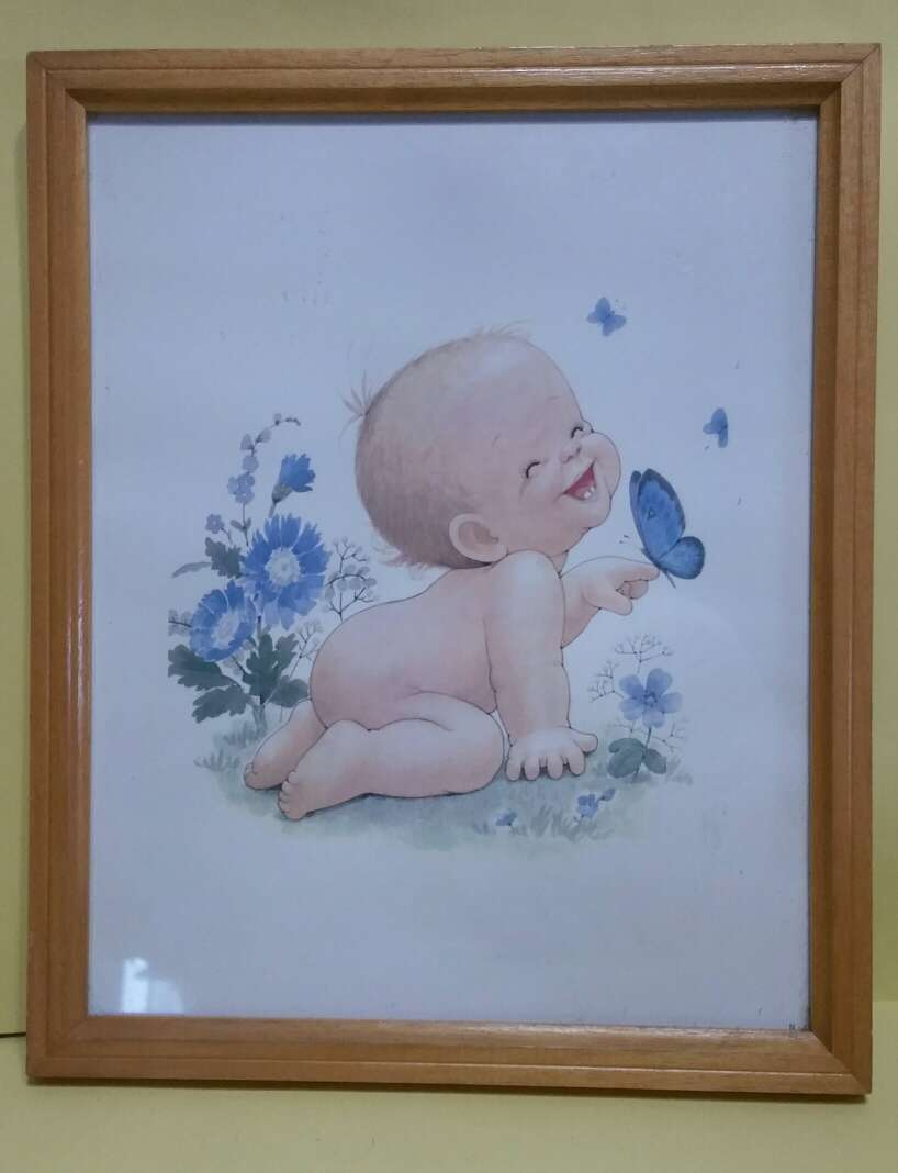 Imagen producto Conjunto de cuadros infantiles 4