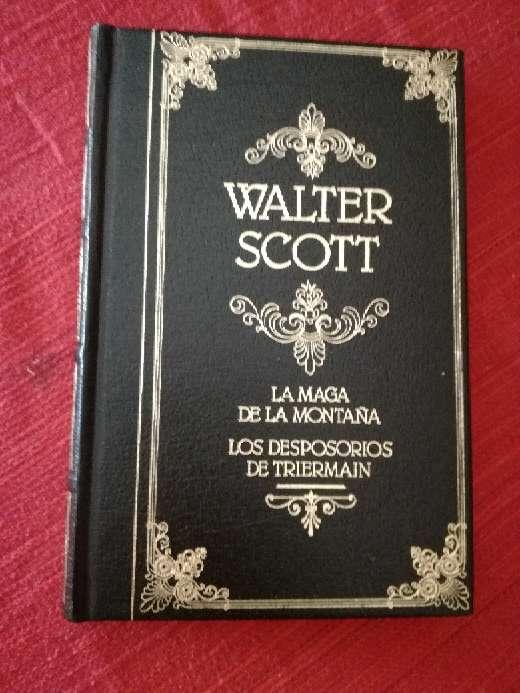 Imagen La maga de la montaña/Los desposorios de Triermain, Walter Scott