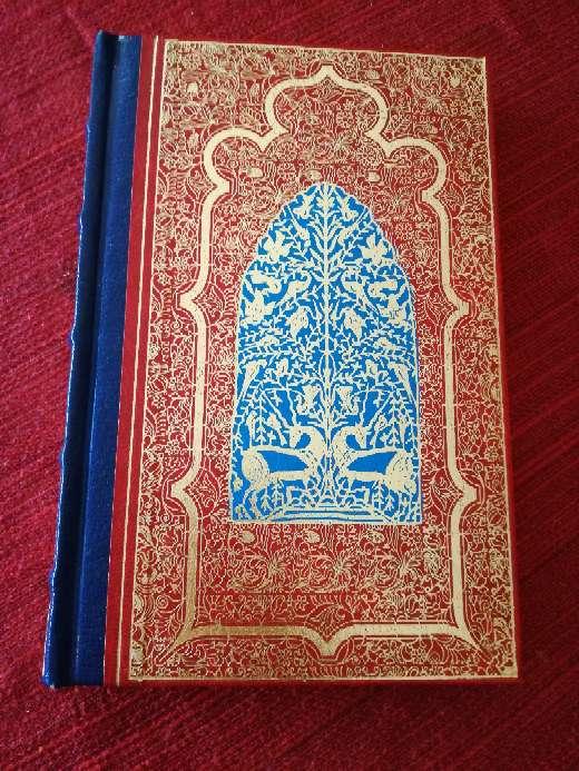 Imagen Cuentos de la Alhambra, Washington Irving