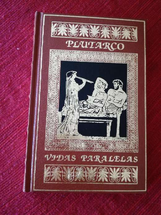 Imagen Vidas paralelas, Plutarco