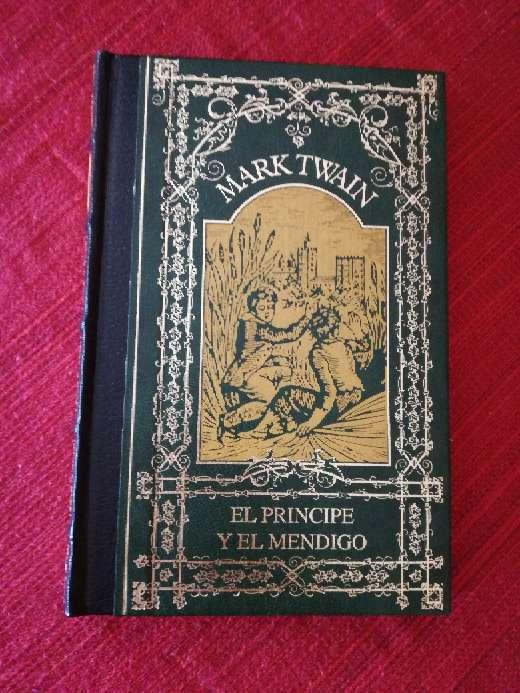 Imagen El príncipe y el mendigo, Mark Twain