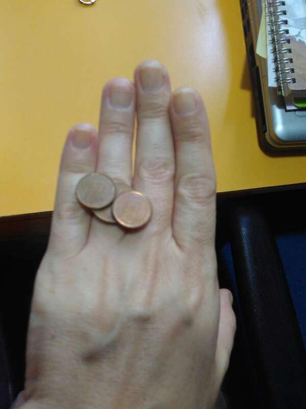 Imagen Anillo de monedas