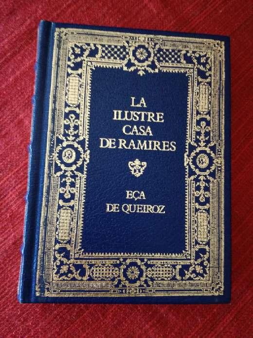 Imagen La ilustre casa de Ramires, E¢a de Queiroz