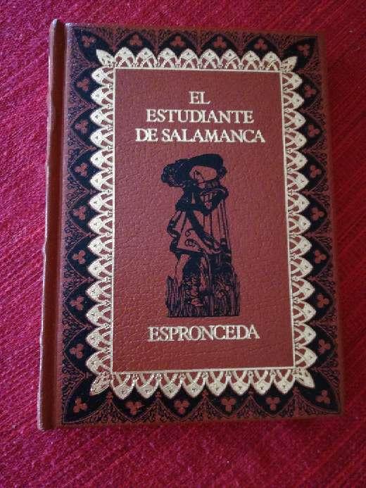 Imagen El estudiante de Salamanca, José de Espronceda