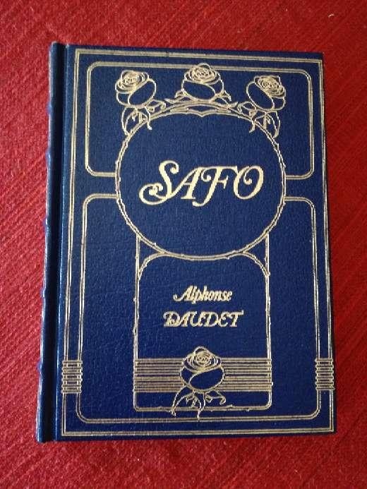 Imagen Safo, Alphonse Daudet