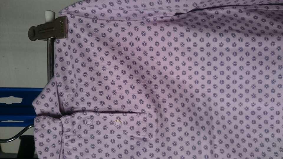 Imagen producto Jersey fino lavanda  4