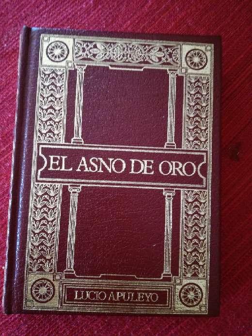 Imagen El asno de oro, Lucio Apuleyo