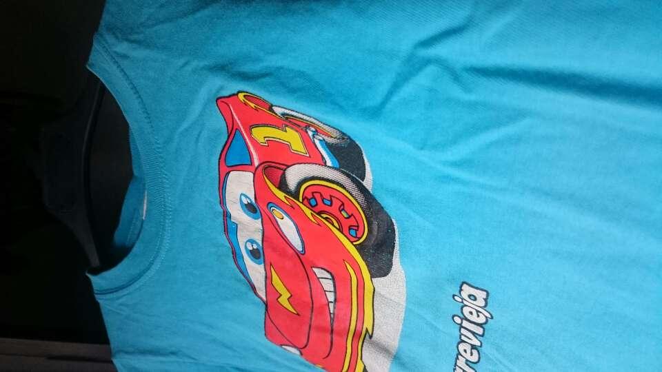 Imagen producto Camiseta Cars Disney  2