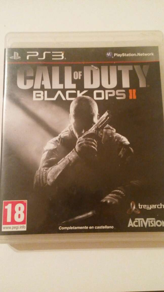 Imagen Call of Duty Black Ops 2