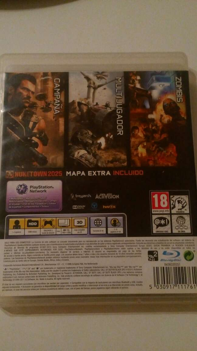 Imagen producto Call of Duty Black Ops 2 3