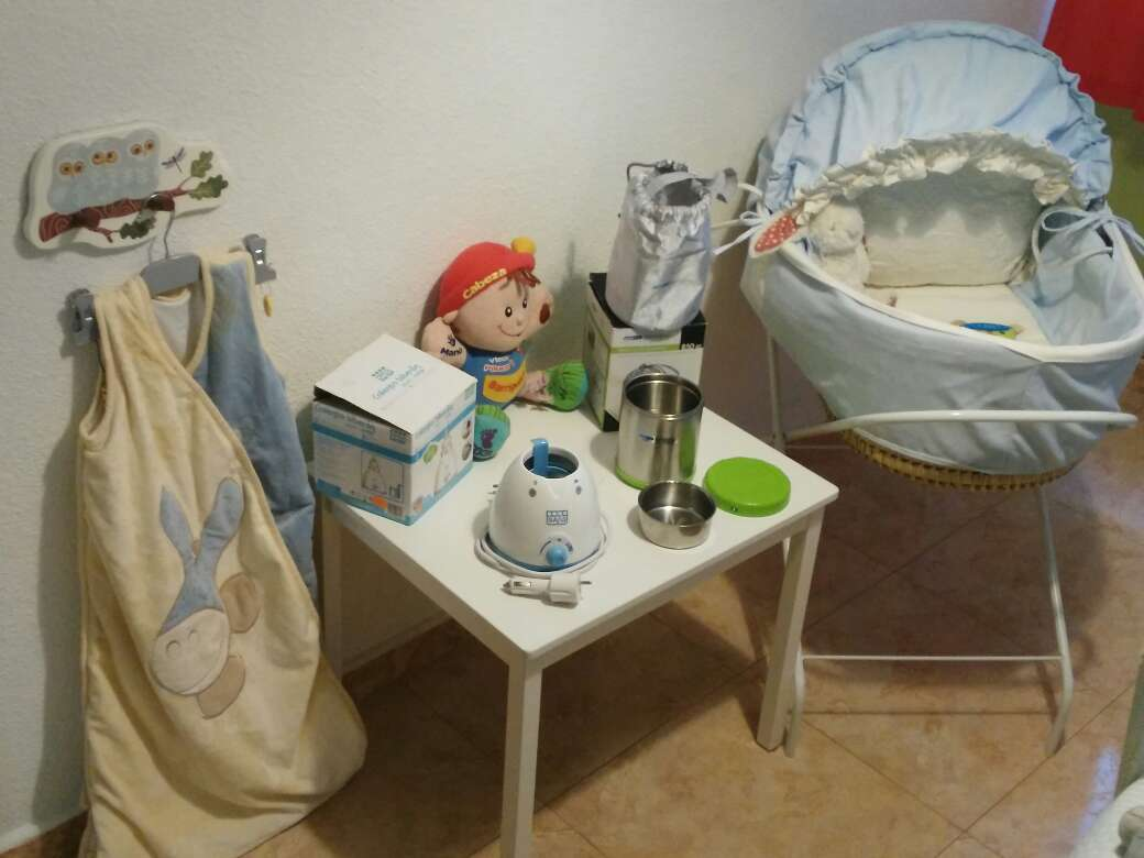 Imagen lote bebe recién nacido