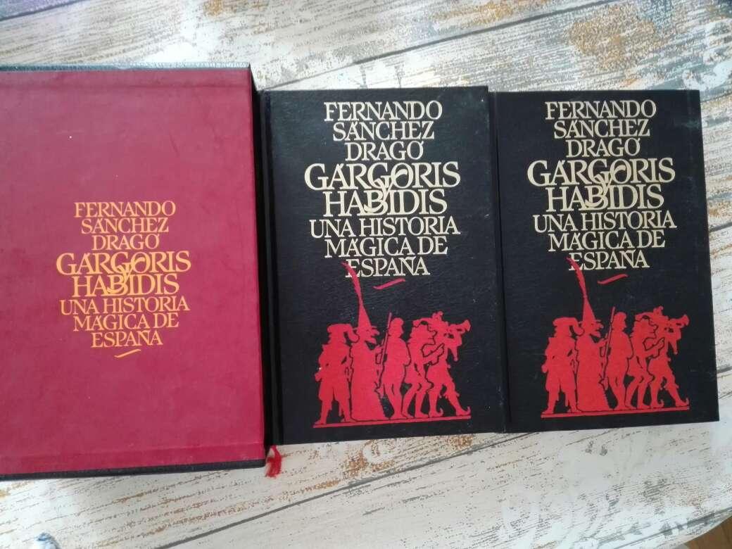 Imagen Gargoris y Habidis. Una Historia mágica de España