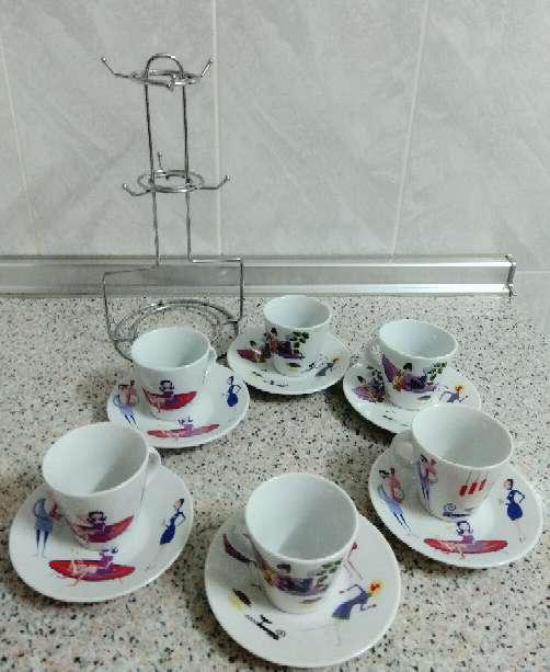 Imagen producto Juego de tazas cafe  2