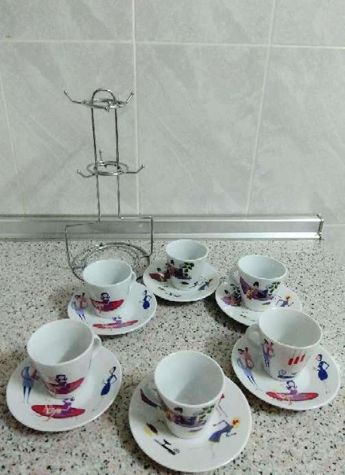Imagen producto Juego de tazas cafe  4
