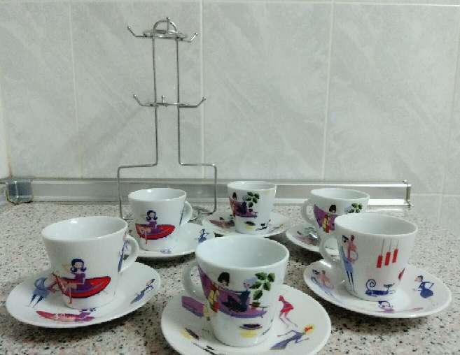 Imagen producto Juego de tazas cafe  3