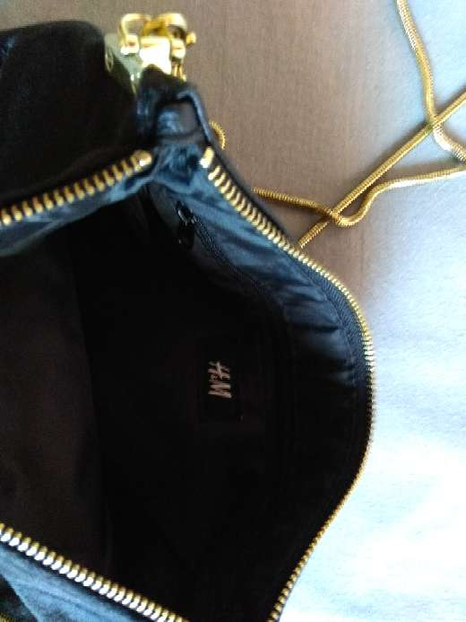 Imagen producto Bolso negro h&m 2