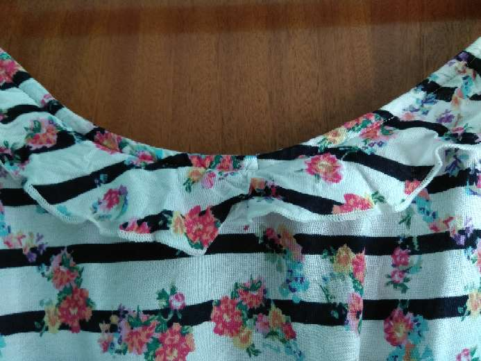 Imagen producto Vestido corto Pimkie floral 4