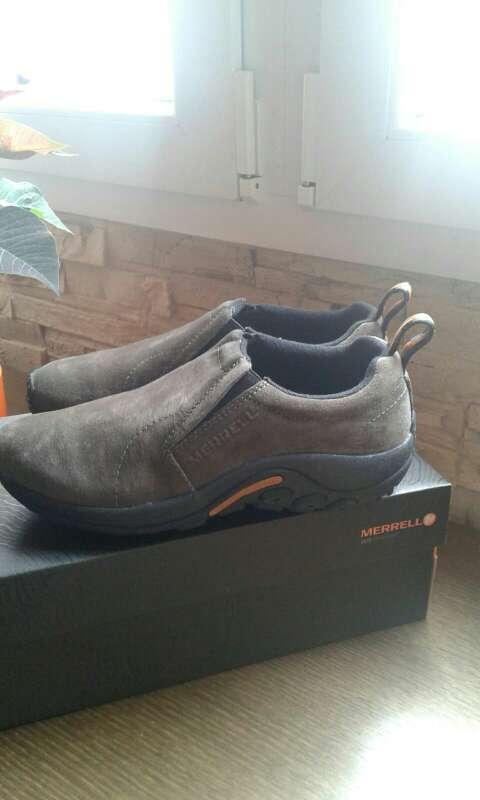Imagen producto Zapatillas treking Merrell de mujer 3