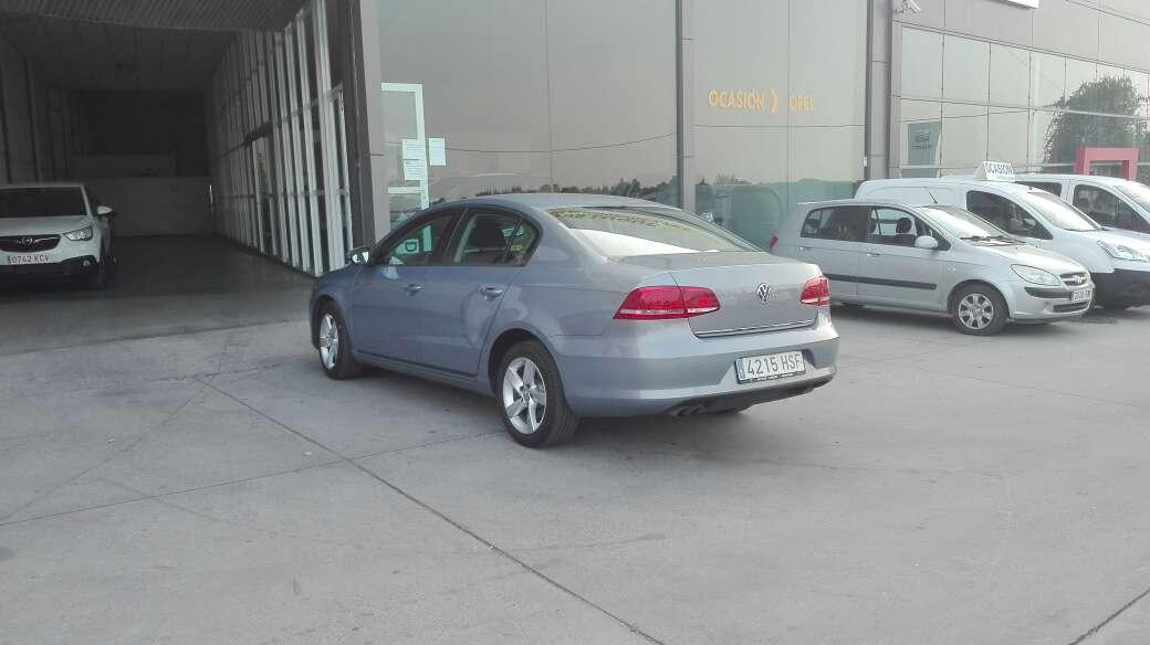 Imagen producto Volkswagen passat 2.0 tdi bluemotion 2