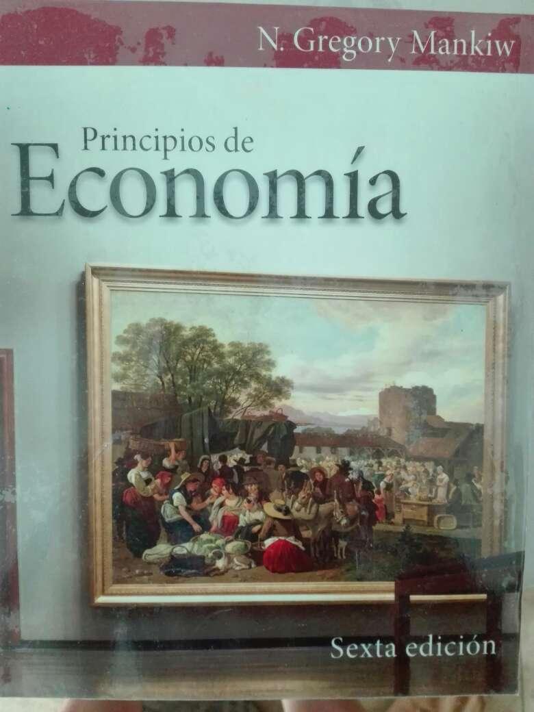 Imagen Principios de economía, Mankiw