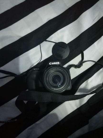 Imagen cámara canon sx 520 HS