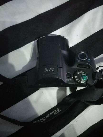 Imagen producto Cámara canon sx 520 HS 3