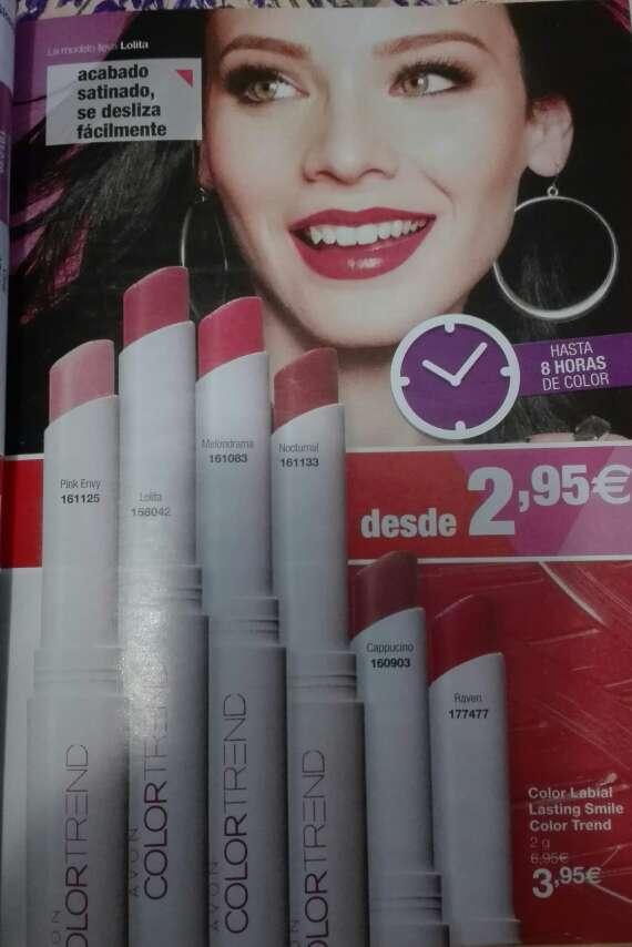 Imagen barras de labios