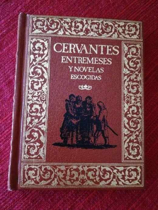 Imagen Entremeses y novelas escogidas, Miguel de Cervantes