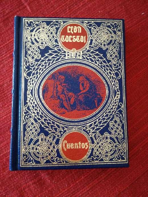 Imagen Cuentos, León Tolstoi