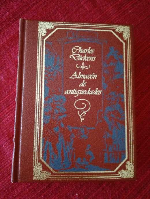 Imagen Almacén de antigüedades, Charles Dickens